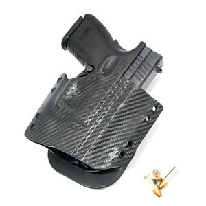 Holster for S&W Smith & Wesson - OWB Paddle Holster