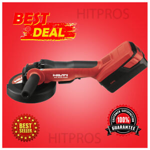 HILTI AG 600 A36 CORDLESS ANGLE GRINDER, NEW, TOOL BODY ONLY, FAST SHIP