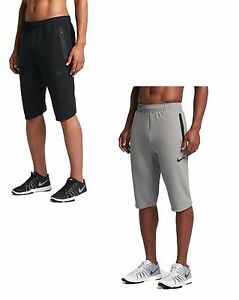 Nike Men's Dri-Fit Dry Fleece Training Shorts - NWT $75 834463