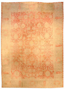 Antique Indian Cotton Agra Carpet BB1917
