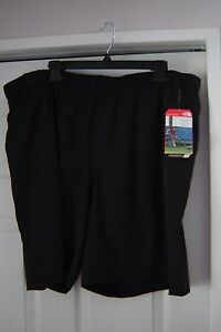 The North Face Men's AMPERE DUAL Liner Running Gym Shorts XXL NEW black