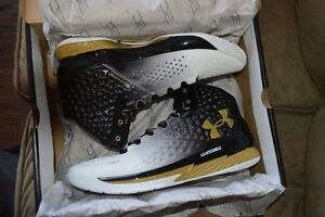 Under Armour UA Curry 1 Size 12 MVP Brand New 100% Authentic w box and complete