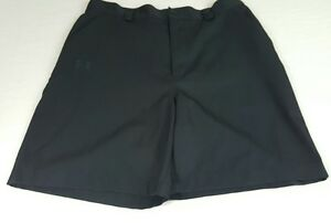 Under Armour Athletic Golf Shorts Men's Size 34R Excellent Condition