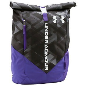 Under Armour Roll Trance Sackpack 6 Colors Everyday Backpack NEW
