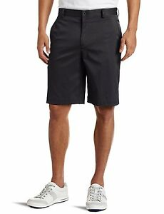 Men's Nike Golf Dri-Fit Flat Front Tech Shorts NEW Black (551808-010)  MSRP $65