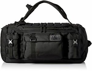 Mens Under Armour CORDURA Range Duffle Black 001 One Size