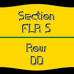 2 Tickets Maroon 5 & Julia Michaels 92918 PPG Paints Arena