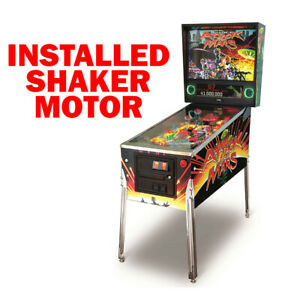 Chicago Gaming Attack from Mars Special Edition Pinball Machine