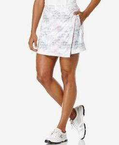 PGA TOUR Airbrushed Floral Print Skort Size Small
