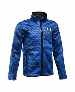 Under Armour Boys' Storm Softershell Jacket - Choose SZColor