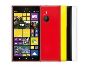 Nokia Lumia 1520 -16GB (AT&T Unlocked) WIFI 20MP Win8 Dual-core 6.0