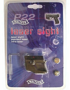 Walther Arms 512104 Red Laser for Walther model P22