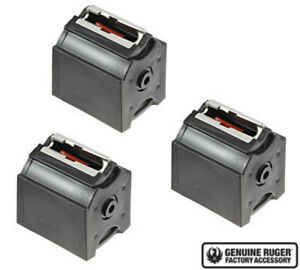 Ruger BX-1 1022 Rotary Magazine 10 Round .22 LR Mag Value 3 Pack-90451