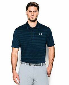 Under Armour Men's CoolSwitch Jacquard Polo - Choose SZColor