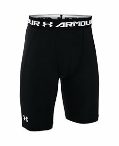 Under Armour Boys' HeatGear Fitted Shorts  Long - Choose SZColor
