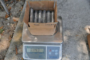 30 lbs of Pure Soft Lead ingots for Ballast race cars casting bullets sinkers