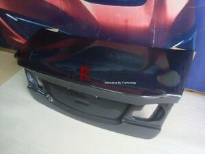 CARBON FIBER TYPE-R DO-LUCK STYLE TRUNK FOR CIVIC FD2
