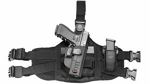 Fobus Thigh Rig Holster and Magazine Belt EXND2