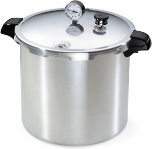 Presto 01781, 23-Quart Pressure Canner and Cooker