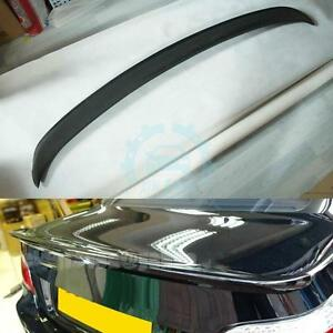 Car Wing Spoiler Tail Aerofoil Decorate Trim For BMW 5-Series E60 520i 530i 525i