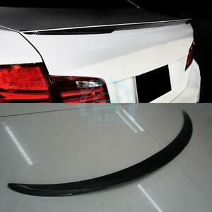 Auto Exterior Tail Spoiler Retrofit For BMW 5-Series F10 F18 520i 525i 530i 535i