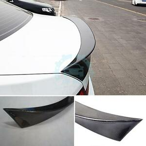 Tail Wings Spoiler Exterior Trim Replace For BMW 5-Series 520i 525i 535i F10F18