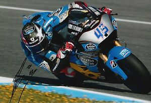 Scott Redding Hand Signed Estrella Galicia Marc VDS 12x8 Photo MOTOGP 1.
