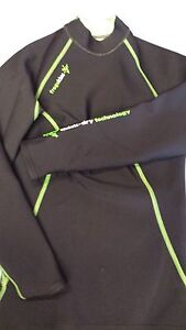 Frogskins Women's Quick Dry Thermal Shirt Size 8 and UniSex Pants Size XS NWOT