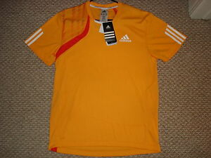 NWT Adidas Djokovic Edge Falcon 2009 Open Tennis Shirt E80643 NEW Medium RARE
