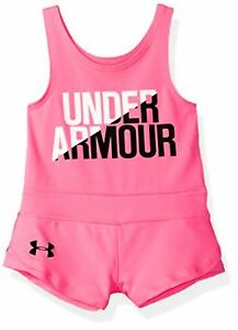 Under Armour Baby Girls' Romper - Choose SZColor