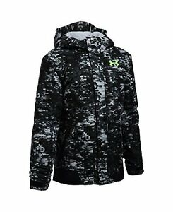 Under Armour Boys' Storm Powerline Insulated Jacket - Choose SZColor