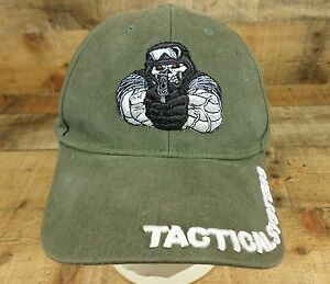 Florida Bullet Tactical Systems Hat Cap Skeleton Soldier Helmet Gun Green $17.97