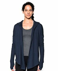 Under Armour Women's Modern Terry Open Front Cardigan - Choose SZColor