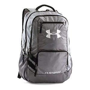 Under Armour Storm Hustle II Backpack GraphiteGraphite One Size Bag Hiking