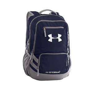 Under Armour Storm Hustle II Backpack Bag Camping Hiking Outdoor Travel