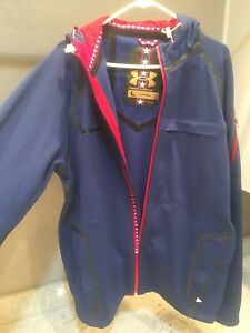 2010 Team USA Vancouver Winter Olympics Under Armour Jacket