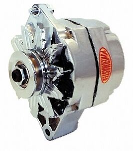 NEW POWERMASTER ALTERNATORNATURAL FINISHSERPENTINE140AMPFORD MUSTANGT-BIRD