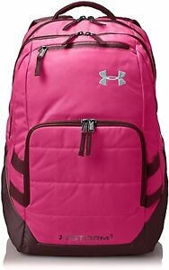 Under Armour UA Storm Camden II Laptop Daypack Traveling Durable Backpack Pink