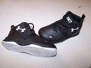 New Under Armour Boy's INF Curry 2 Shoes Basketball Shoes Size 6K Toddler