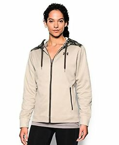 Under Armour Women's Icon Caliber Full Zip Hoodie - Choose SZColor