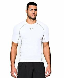 Under Armour Men's HeatGear Short Sleeve Compression Shirt - Choose SZColor