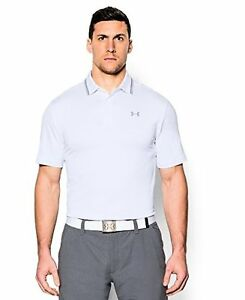 Under Armour Men's coldblack Address Polo - Choose SZColor