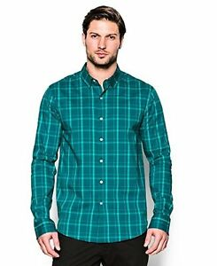 Under Armour Men's Performance Woven Shirt - Choose SZColor