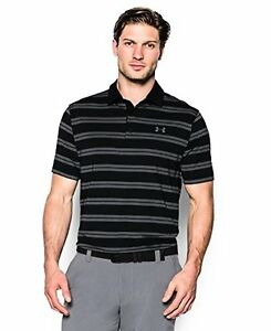 Under Armour Men's Groove Stripe Polo - Choose SZColor