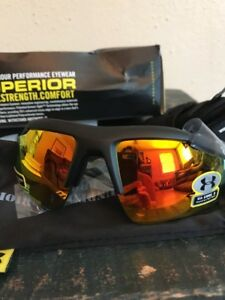 Under Armour UA Core S-Switch Lens Sunglasses Performance Wounded Warriors