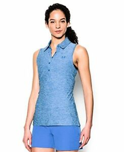 Under Armour Women's Zinger Sleeveless Polo - Choose SZColor