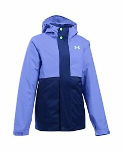Under Armour Outerwear Girls' CGR Wayside 3-In-1 Hoodie - Choose SZColor