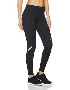 J.Lindeberg Women's Running Tights Compression Poly