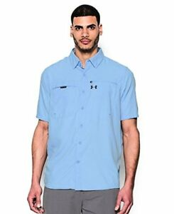 Under Armour Men's Fish Stalker Short Sleeve - Choose SZColor