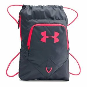 Stealth Gray Sport Under Armour Sackpack Bag Lifestyle Travel Backpack For Girl